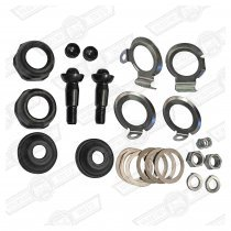 SWIVEL PIN KIT- (SERVICES ONE HUB) GENUINE ROVER