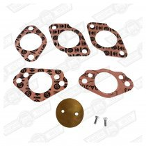 THROTTLE DISC KIT-H4 & AUD170,250,393 &453 HS4 CARBS
