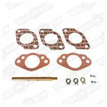 THROTTLE SPINDLE KIT-HS4 CARBURETTERS