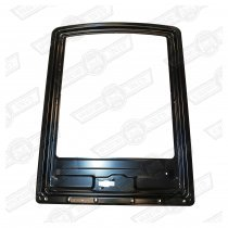 TRAY ASSY.-ELECTRIC FOLDING SUNROOF-'97 ON