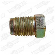 TUBE NUT-STEEL, BRAKE PIPE UNION-M12 MALE