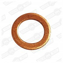WASHER-COPPER 5/16 ID x 1/2 OD- FAN SWITCH-CARB.COOPER
