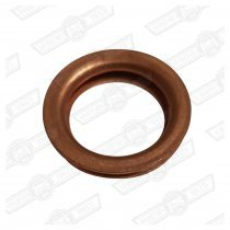 WASHER-FOLDED COPPER-5/16''