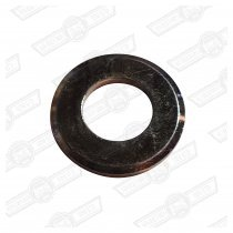 WASHER-PLAIN, 5/8'' FLANGE TO OUTPUT SHAFT-RUBBER COUPLINGS