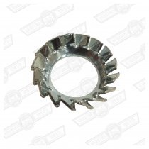 WASHER-RECESSED, SHAKEPROOF 1/4″ EXT. TEETH