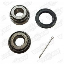 WHEEL BEARING KIT-REAR TAPER ROLLER- GENUINE TIMKEN