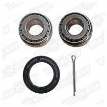 WHEEL BEARING KIT-REAR TAPER ROLLER, NON GEN.