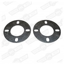 WHEEL SPACER SHIMS-5mm PAIR