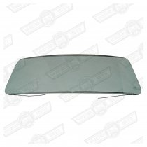 WINDSCREEN FRONT- GREEN TINTED -HEATED