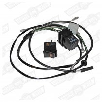WIRING KIT-HEATED FRONT WINDSCREEN